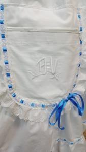 Trajes de Villenera - Tejidos Urrea Villena - Villeneras - Pololos -Enaguas - Faldas - Sayas - cucos - pulgueros - camisa - corpiño villenera - delantal villenera - manteleta