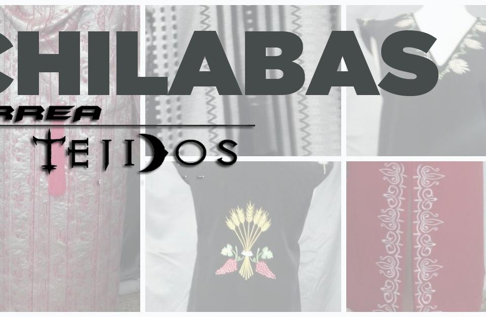 Chilabas para Moros y Cristianos Tejidos Urrea Villena - Confeccion a medida