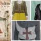 Fiestas del medievo de Villena - Tejidos Urrea Villena - Trajes - Vestidos - Medievales