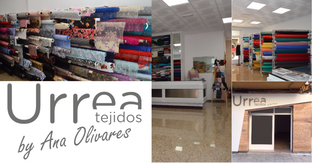 Tejidos Urrea by Ana Olivares