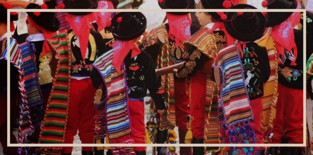 Fiestas de Villena Tejidos Urrea by Ana Olivares